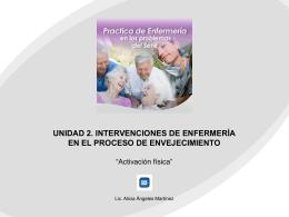 activación fisica - Universidad Autónoma del Estado de Hidalgo