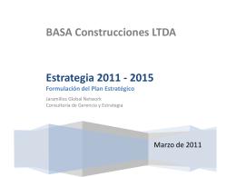 BASA Construcciones LTDA