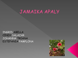 JAMAIKA APALY