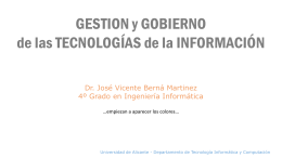sesion 7 – implementación cobit 5