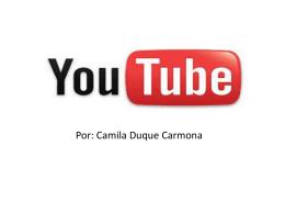 ¿Que es YouTube?