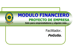 MODULO FINANCIERO Pedro.