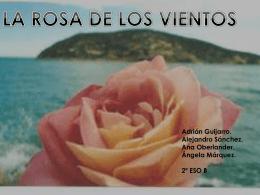 la rosa de los vientos - Lengua catellana y Literatura 2º ESO B