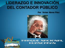 Liderazgo e innovación del Contador Público