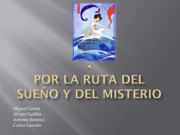 la rosa de los vientos - Lengua castellana y Literatura 2º ESO C