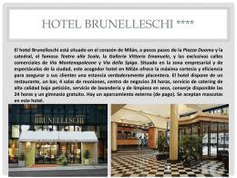 Hotel Santa Cecilia ****