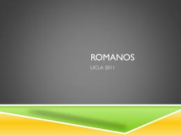 romanos-00-introducción