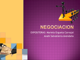 negociacion - WordPress.com