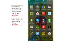Pruebas App Autogestión Android 210514