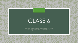 Clase 6 - Area Natividad
