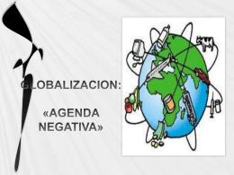 agenda negativa de la globalizacion - FHS-FCE-002