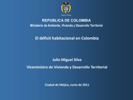 colombia: presentación