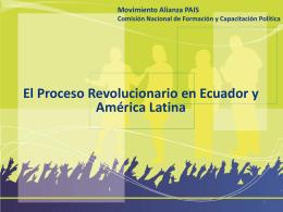 El Proceso Revolucio..