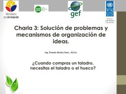 Diapositiva 1 - La Tembladera