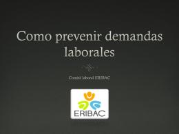 Como prevenir demandas laborales
