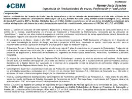 CV Ronnar Sánchez
