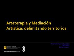 Mediación artística y arteterapia