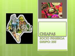 CHIAPAS - 255-2II