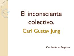 El inconsciente colectivo. Carl Gustav Jung