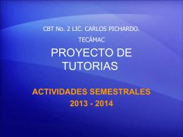 Descarga - CBT No.2 TECAMAC LIC. CARLOS PICHARDO