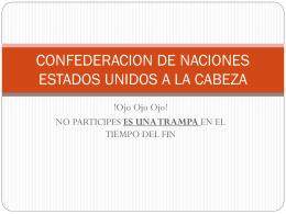 Confederacion De Las Naciones LVP