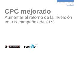 CPC mejorado - PubliNet Ecuador