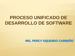 ing. PERCY OQUENDO CARREÑO