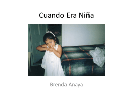 Mi hermano - Brenda Anaya`s Level 2