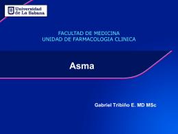 Asma - clinicalevidence
