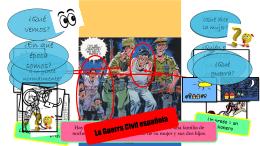 Qué sabéis de la Guerra Civil española?