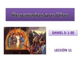 Leccion 11 La Predicacion
