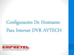 avtech - Empretel