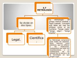 metrologia (aseguramiento)