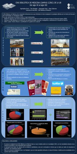 Diapositiva 1 - CRAI - Universitat de Barcelona