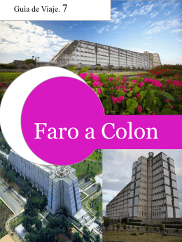 Faro a Colon - WordPress.com