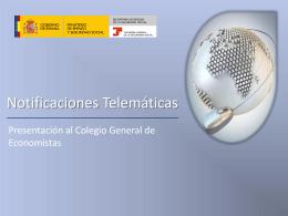 ggg - Consejo General de Colegios de Economistas
