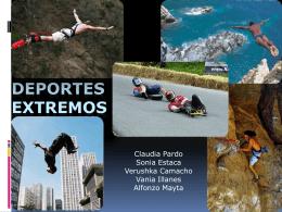 Deportes extremos - catalogodeportesextremos