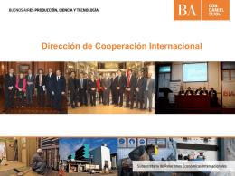 Presentacion Cooperación Internacional_Florencio Varela