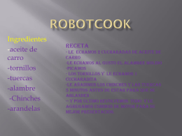 Robotcook - WordPress.com