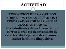 CLASE 5 - emprendimientosallebello