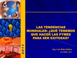 Presentación de PowerPoint - Cámara de Comercio de Lima