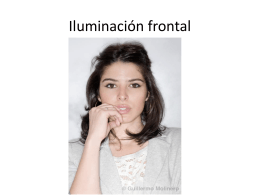 Iluminación frontal