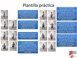 Plantilla práctica