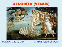 7. Afrodita. Ares