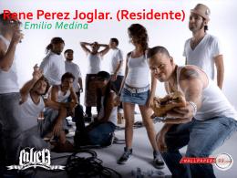 Rene Perez Joglar. (Residente)