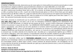 Tablas G. AUMENTO PIRRICO GLADYS DE MARVAL JUNIO 2013