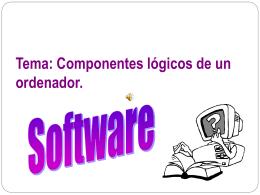 Software el sistema operativo