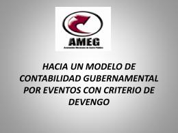 Armonización de la Contabilidad en Mexico