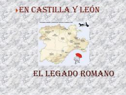 EL LEGADO ROMANO - Concurso Día de Castilla y León en clase