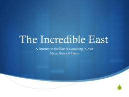 The Incredible Ease